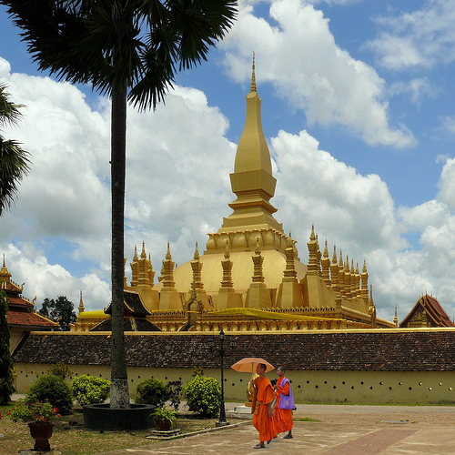 bouddhisme laotien temple laos