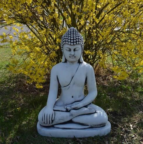 Bouddha Jardin Haut de Gamme en Pierre