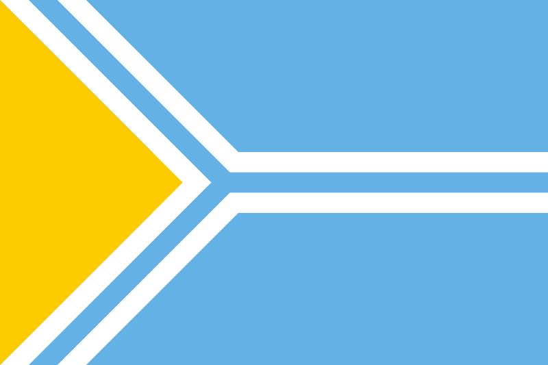 drapeau tuva