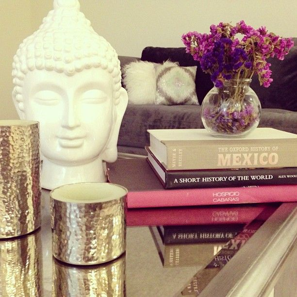 Tête de Bouddha Blanc