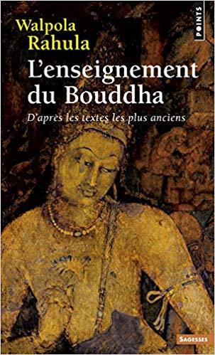 Enseignement du bouddha